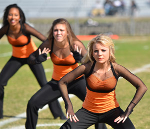 Tiger Dance team tryouts are set for Sunday, Aug. 19 from 4-7 pm.