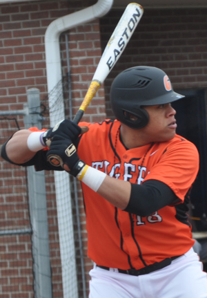 Martin Lemus has eight homeruns on the season.