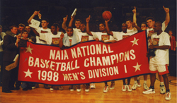 1998 Men's Basketball Team